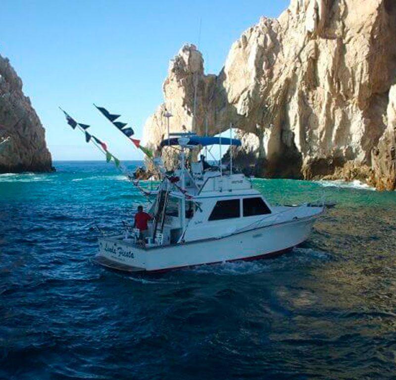 Cabo San Lucas fishing tour